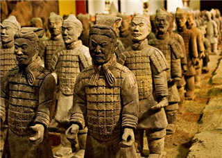 Terracotta Warriors & Horses