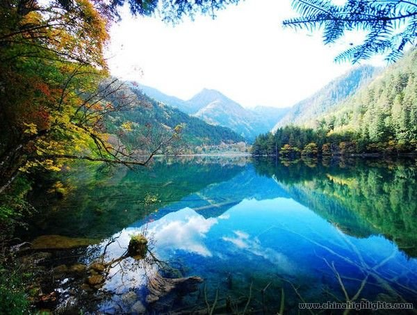 Overview of Jiuzhaigou and Huanglong tour