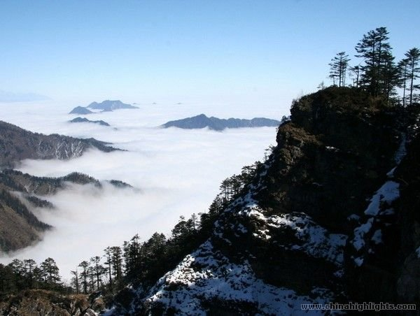 Xiling Snow Mountain and Panda Center Tour