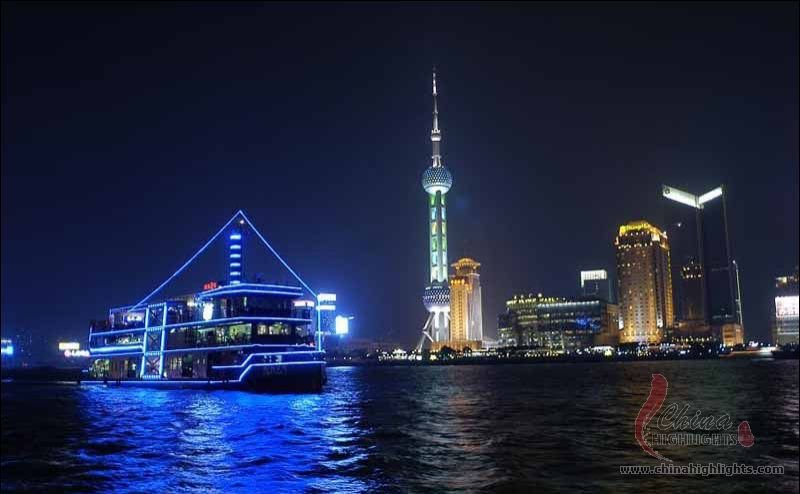 Huangpu River Night Cruise