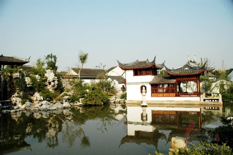 Shanghai and Suzhou with Zhouzhuang Water Town