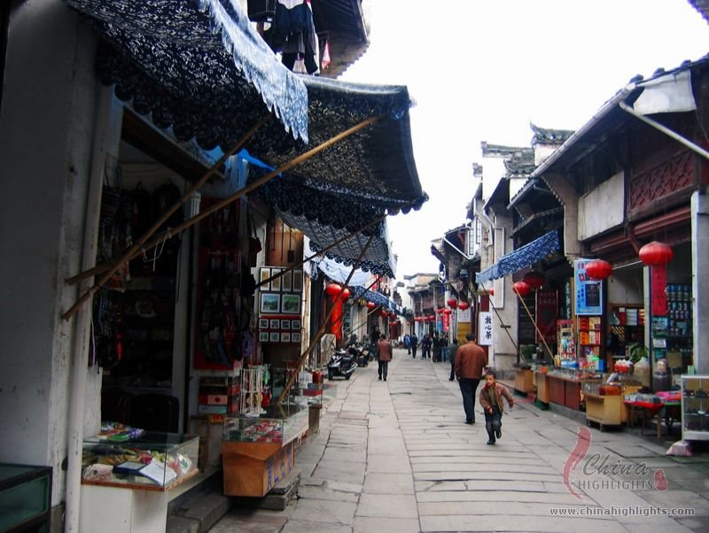 Tunxi Ancient StreetPictures, Photos ofTunxi Ancient ...