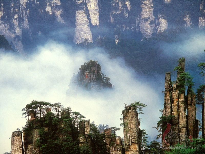Discovering the Yangtze River and Zhangjiajie